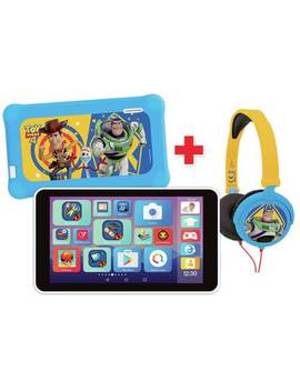 Lexi Tab Master With Toy Story 4 Pouch And Headphones. 195/7011 by Argos
