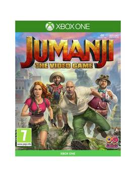Jumanji: The Video Game Xbox One310/3083 by Argos