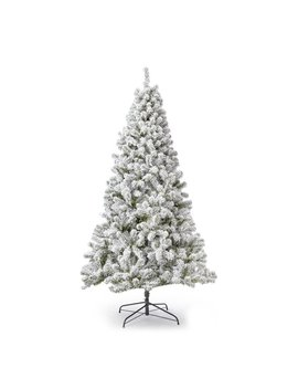 Flocked Artificial Christmas Tree by The Holiday Aisle