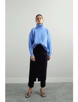 Wool Turtleneck Sweater by Zara