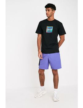Huf Crosby Blue Iris Shorts by Huf