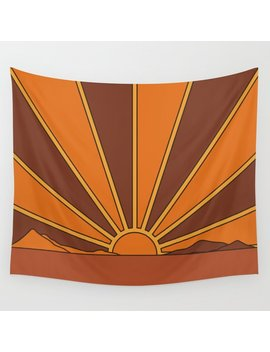 Sun Dreamer Wall Tapestry by Society6