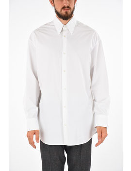 205 W39 Nyc Embroidered Shirt by Calvin Klein