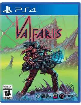 Valfaris Ps4 New Play Station 4,Play Station 4 by Merge Games