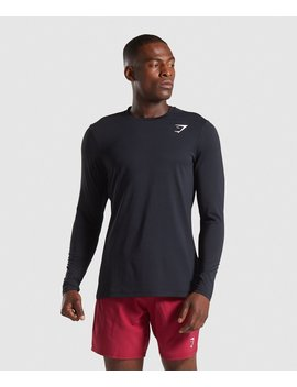 Arrival Long Sleeve T Shirt by Gymshark