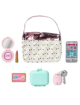 Perfectly Cute Just Like Mommy 10pc Purse by Perfectly Cute