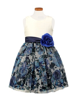 Floral Tulle Party Dress by Sorbet