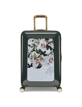 Printed Floral Suitcase by Ted Baker