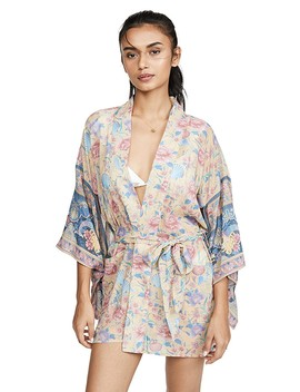 Seashell Short Robe by Spell And The Gypsy Collective