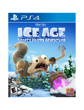 Ice Age: Scrat's Nutty Adventure Ps4 [Brand New] by Ebay Seller