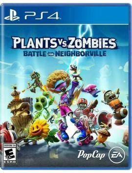 Plants Vs Zombies Battle For Neighborville (Sony Play Station 4, 2019) Ps4 New by Ebay Seller