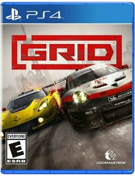 Grid Ps4 Playstation 4 by Ebay Seller