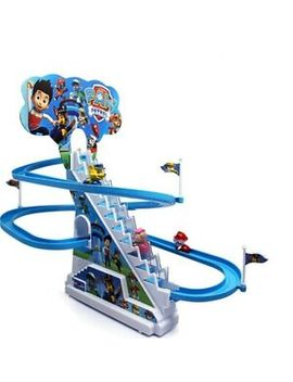 Paw Patrol Music Toys Fun Gift Kids Play Sound Stairs Climbing Track Marshal by Ebay Seller