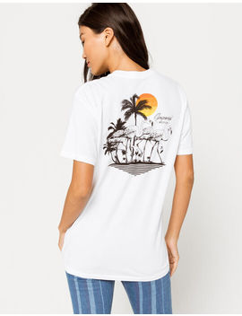 Imperial Motion Flamingo Womens Tee by Imperial Motion