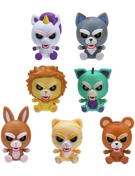 Feisty Pets 4 Inch Collectable Figures Assortment884/4433 by Argos