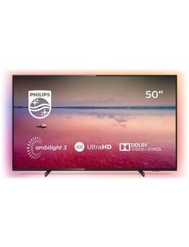 Philips 50 Inch 50 Pus6704 Smart 4 K Hdr Led Tv918/8198 by Argos