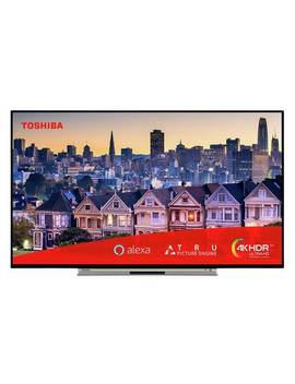 Toshiba 43 Inch 43 Ul5 A63 Dbs Smart 4 K Alexa Tv With Hdr137/3705 by Argos