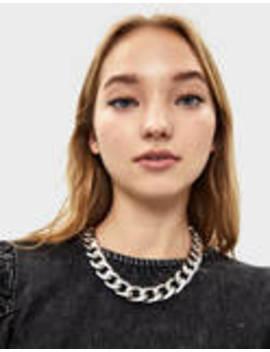 Collar Cadena Maxi by Bershka