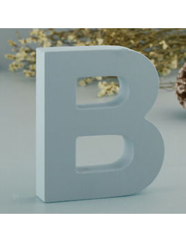3 D Number 26 Wooden Letters Alphabet Wall Hanging Wedding Party Home Decor by Ebay Seller