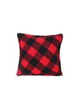 Red & Black Buffalo Check Pillow By Ashland® by Ashland
