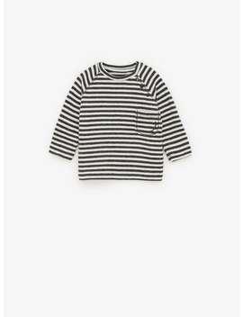 Soft Striped T by Zara