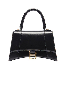 Small Hourglass Top Handle Bag by Balenciaga