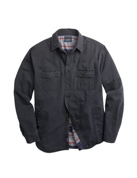 Blanket Lined Cpo Jacket by Faherty Brand