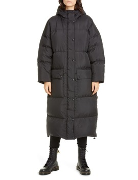 Ally Down Fill Puffer Coat by Stand Studio