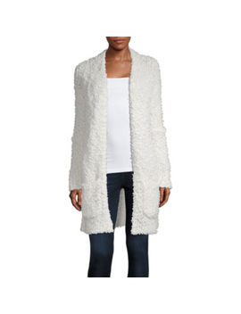 A.N.A Long Sleeve Cozy Sweater  Tall by A.N.A