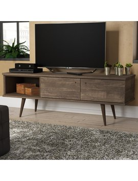 Noah Solid Wood Tv Stand For T Vs Up To 70 Inches by Modern Rustic Interiors