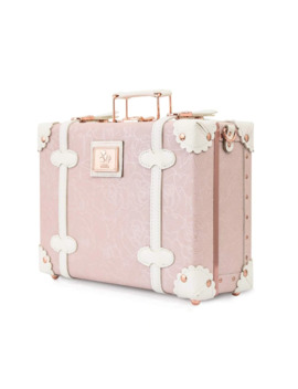 2019 Vintage Suitcase Carry On Case Hardside Rolling Spinner Retro Style For Travel Hand Case by Ali Express.Com