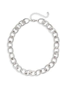 Chain Link Collar Necklace by Bp.