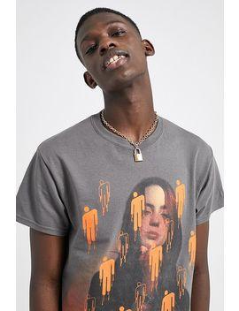 Billie Eilish Uo Exclusive Face T Shirt by Billie Eilish