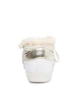Seneca White Multi by Steve Madden