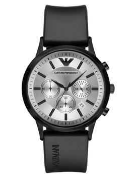 Men's Chronograph Quartz Watch, 42mm by Emporio Armani Swiss Made