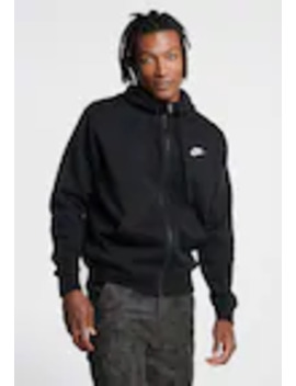Huvtröja Med Dragkedja by Nike Sportswear