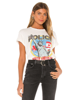 The Police North American Tour Weekend Tee by Daydreamer
