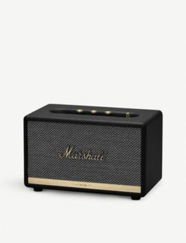 Stanmore Ii Bluetooth Speaker by Marshall
