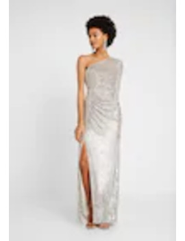 Sequin Draped Gown   Festklänning by Adrianna Papell