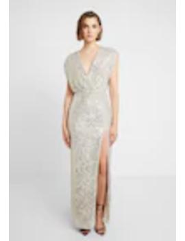 Rinah   Festklänning   Silver/Nude by Tfnc