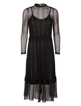 Pcjani Midi Ls Dress by Pieces