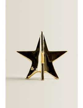 Ceramic Star by Zara