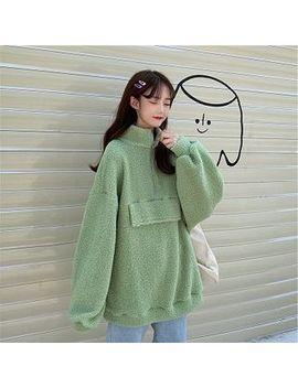 Shalala   Fleece Pullover by Shalala