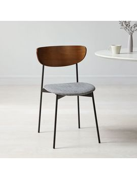 Mid Century Modern Petal Chair by West Elm