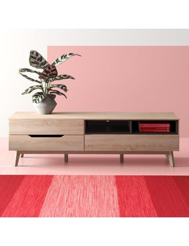 Retweet Tv Stand For T Vs Up To 78 Inches by Hashtag Home