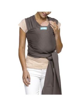 Moby Classic Wrap Baby Carrier   Slate by Cleverclogs