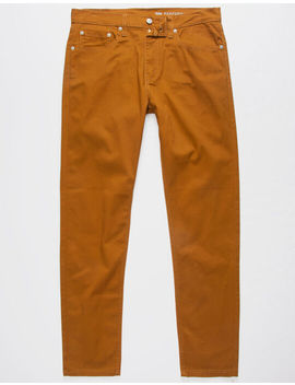 Levi's 512 Slim Taper Fit Tobacco Mens Pants by Levi's