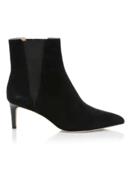 Ralti Suede Ankle Boots by Joie