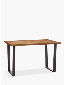 John Lewis & Partners Calia 4 Seater Dining Table, Oak by John Lewis & Partners