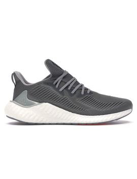 Adidas Alphaboost Grey Three by Stock X